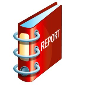 Monthly report writing